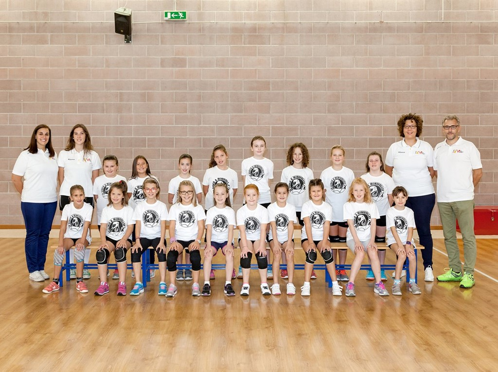 MINIVOLLEY 2017 / 2018