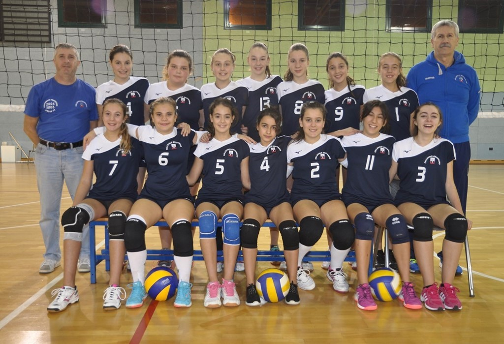 UNDER 13 coppa comitato 2017 / 2018