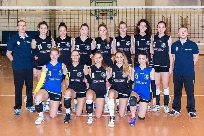 SERIE D/F SYNERGY VOLLEY 2014 / 2015