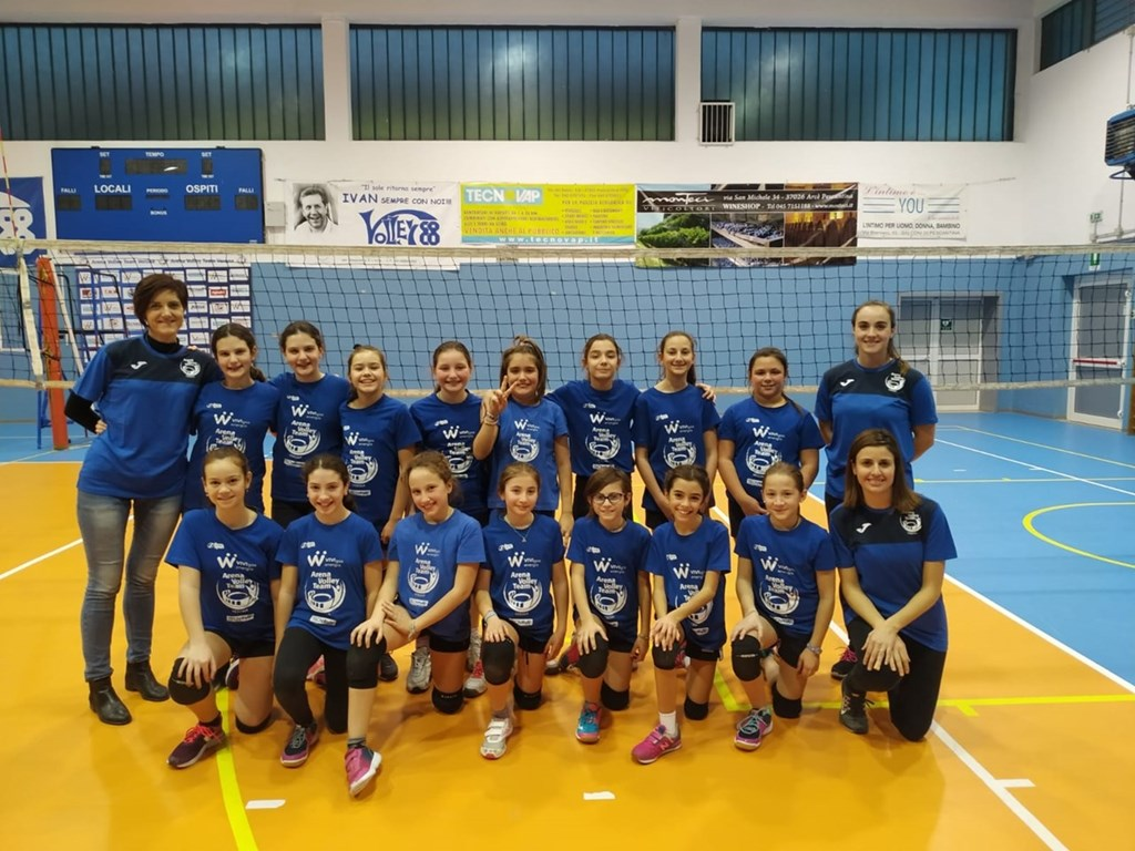 S3 RED (ex U11) Buss.Volley Rosa 2019 / 2020