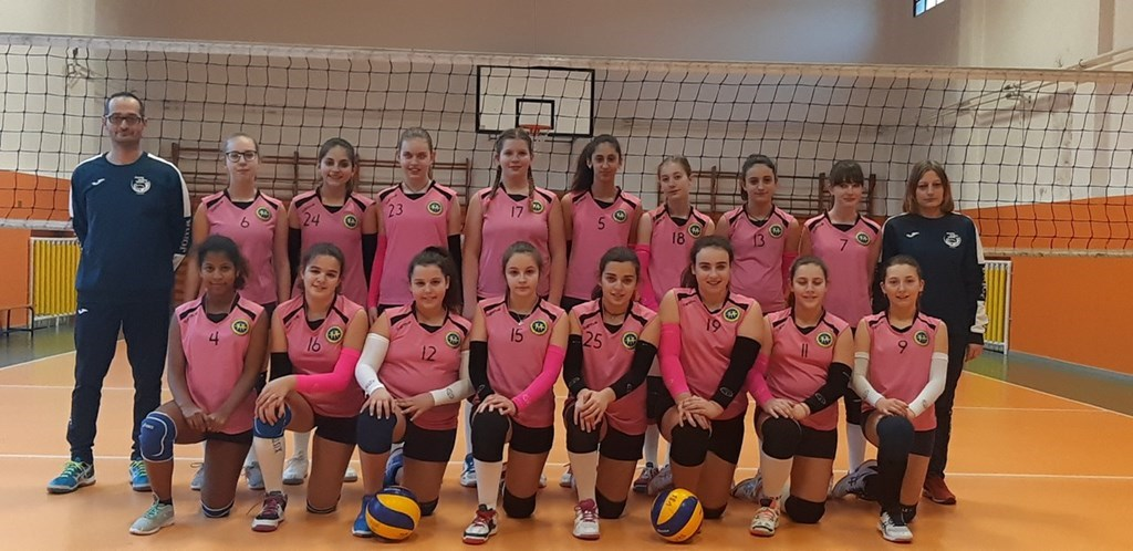 U14 BUSS.VOLLEY ROSA AVTV 2019 / 2020