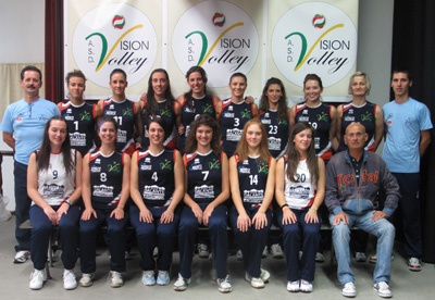 Serie C Fem. Galante Intersport 2012 / 2013