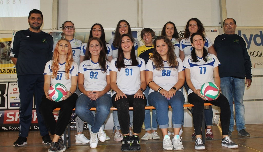 1^ Div. VISION VOLLEY 2019 / 2020