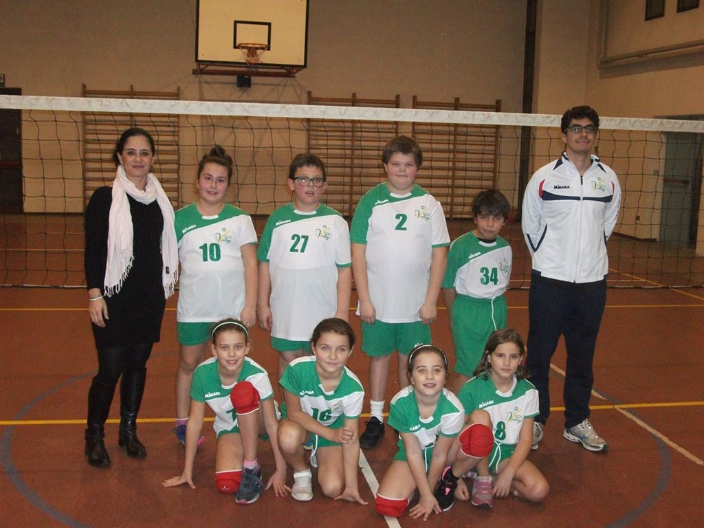 Volley S3 Red (U 11) a Casale 2019 / 2020