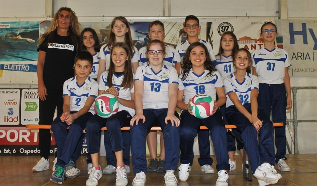 Volley S 3 Red (U 12) 2019 / 2020