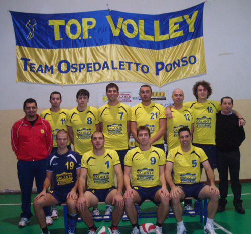 1^ Masc. Galante Intersport 2010 / 2011