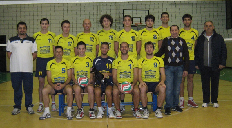 Serie D Masc. Galante Intersport 2011 / 2012