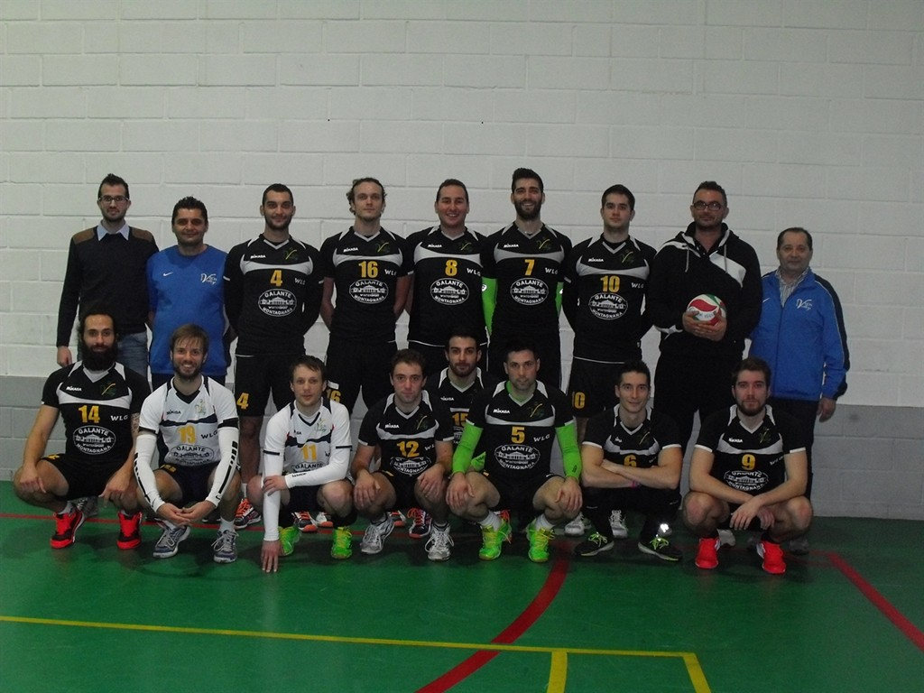 Serie C Masc. Galante Intersport 2014 / 2015