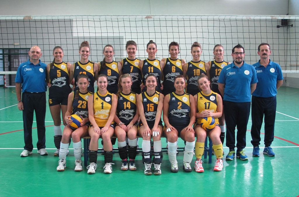 Serie C Fem. Galante Intersport 2015 / 2016