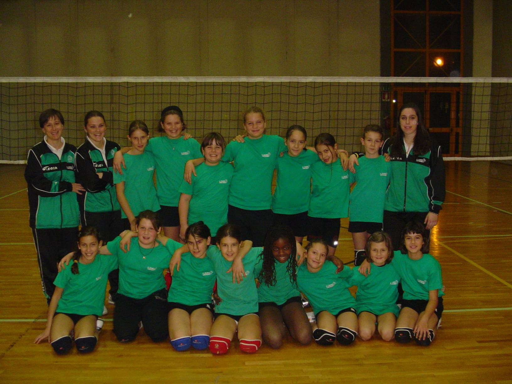 MINIVOLLEY 2007 / 2008