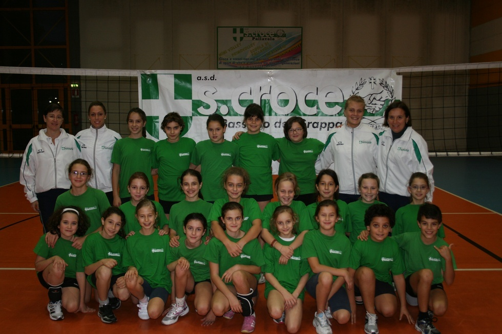 minivolley 5 2011 / 2012