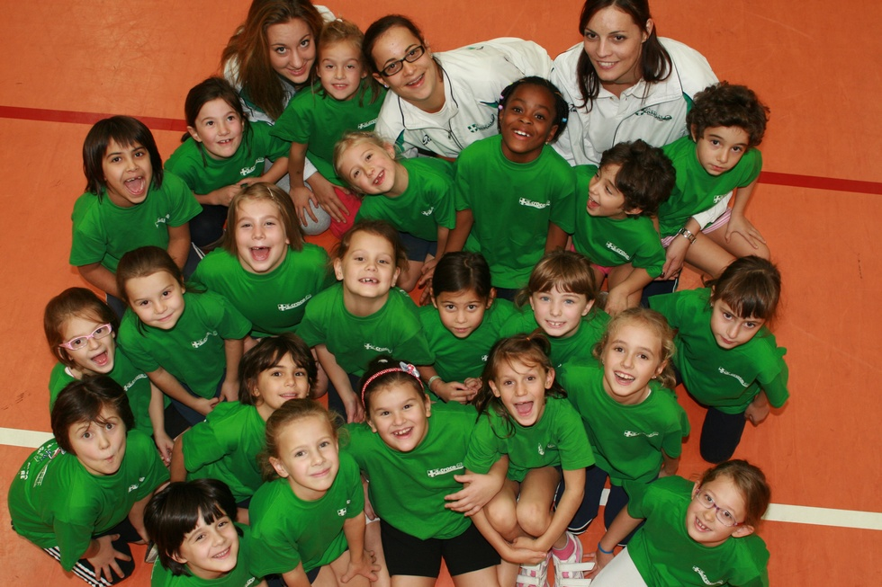 babyvolley 2011 / 2012
