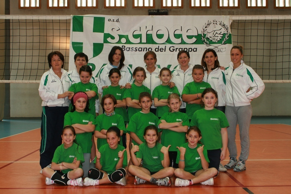 minivolley 3-4 2011 / 2012