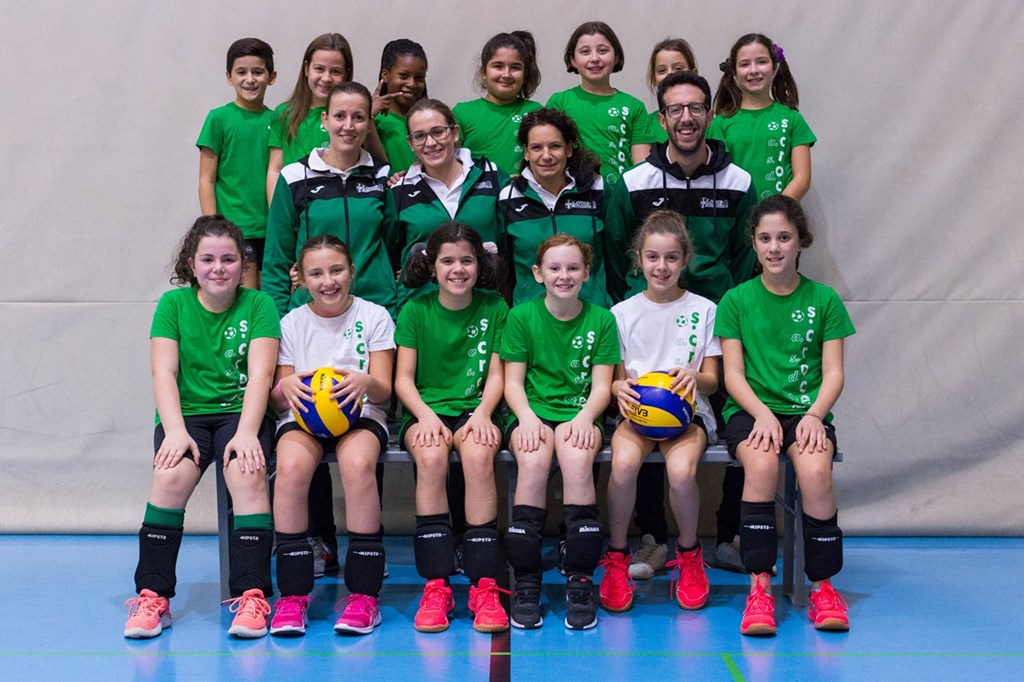 Minivolley 2018 / 2019
