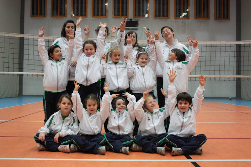 BABYVOLLEY 2010 / 2011