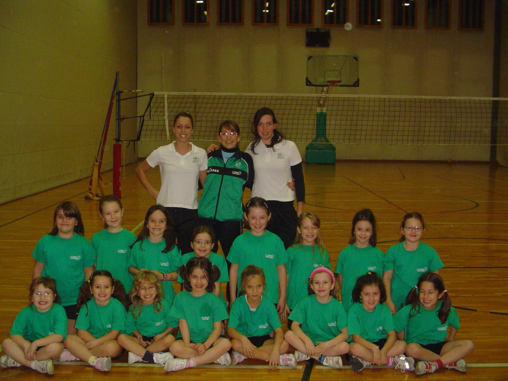 BABYVOLLEY 2007 / 2008