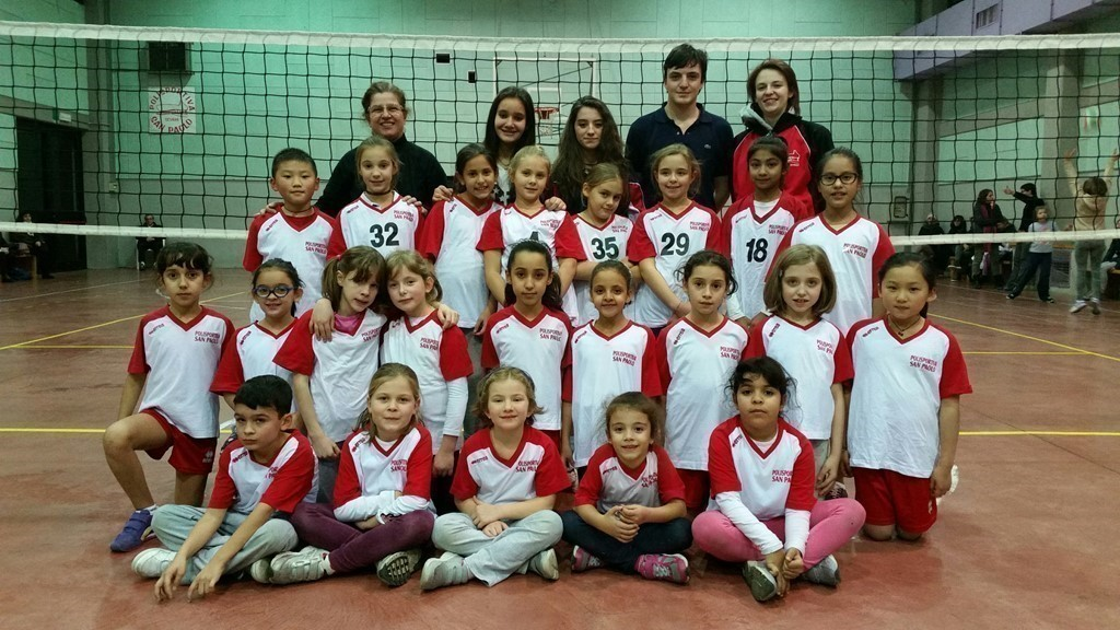 Mini volley 2015 / 2016