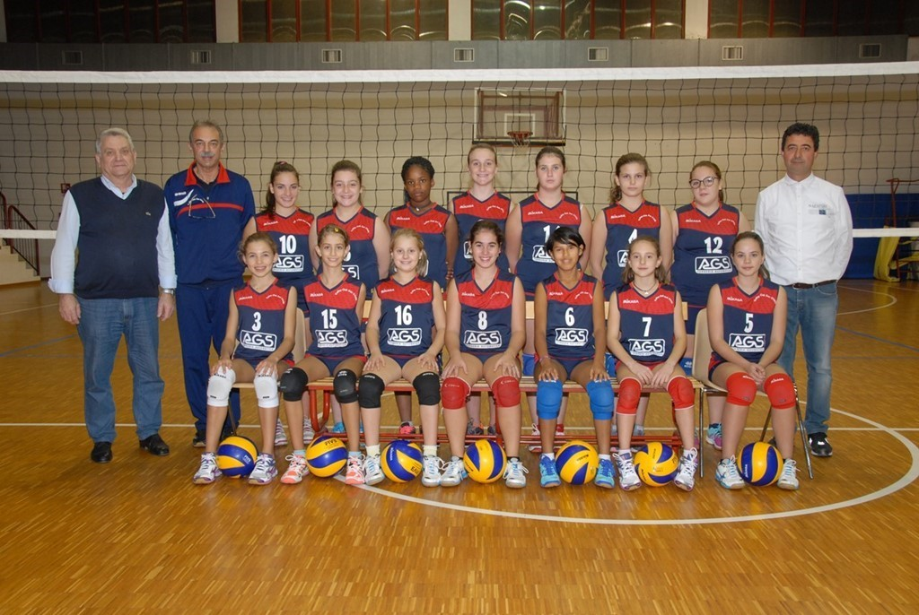 Volley Club San Vitale U13 2016 / 2017