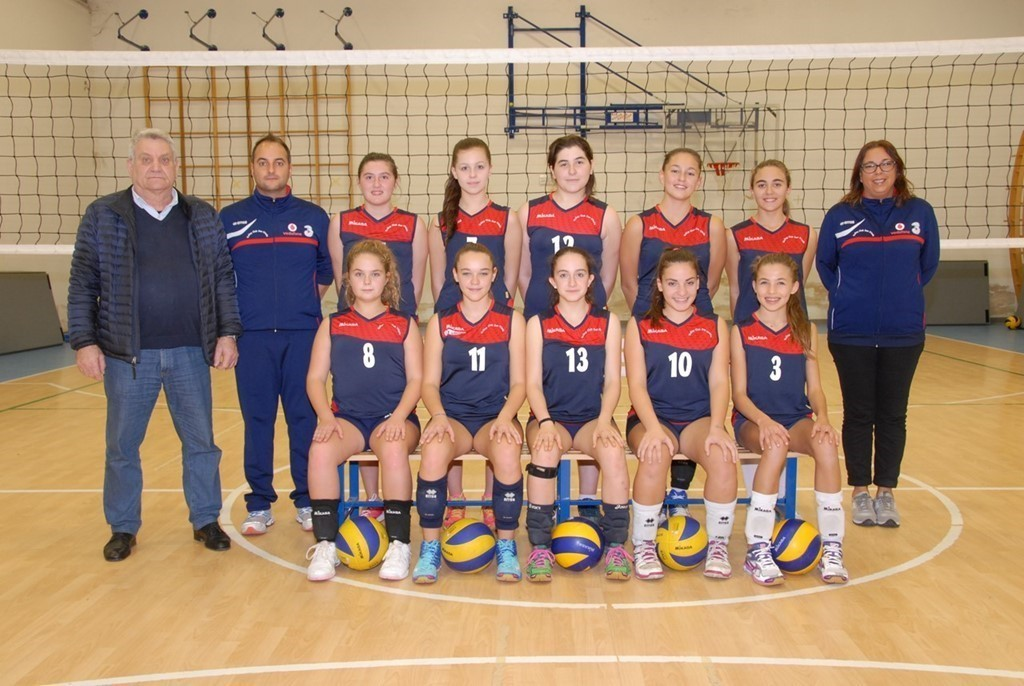 Volley Club San Vitale U14 2016 / 2017