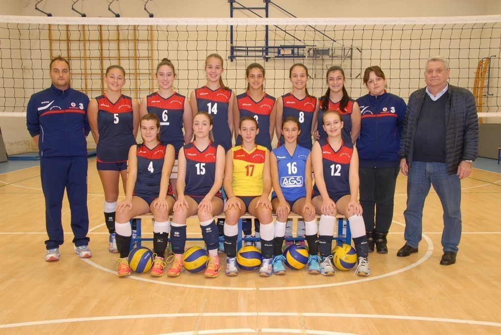 Volley Club San Vitale III D 2016 / 2017