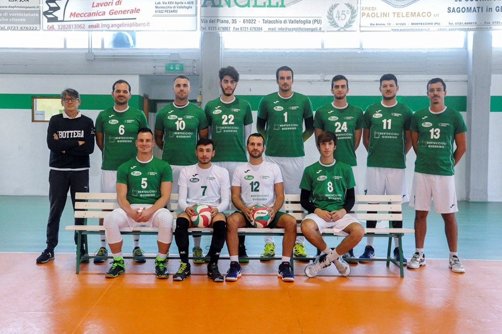 Bertuccioli G.Bottega Volley 2018 / 2019