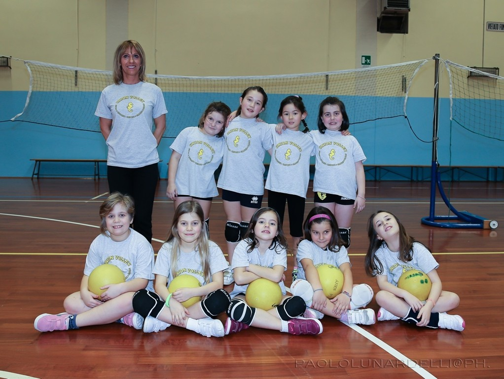 Microvolley Jesolo 2014 / 2015