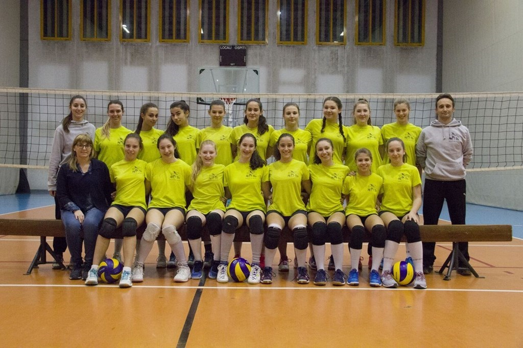U. 16 ROSSA BASSANO VOLLEY - PSC  VOLLEY 2018 / 2019