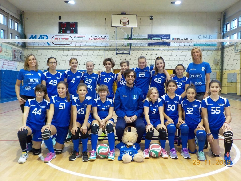 Under 12 ELTE COSTABISSARA 2019 / 2020