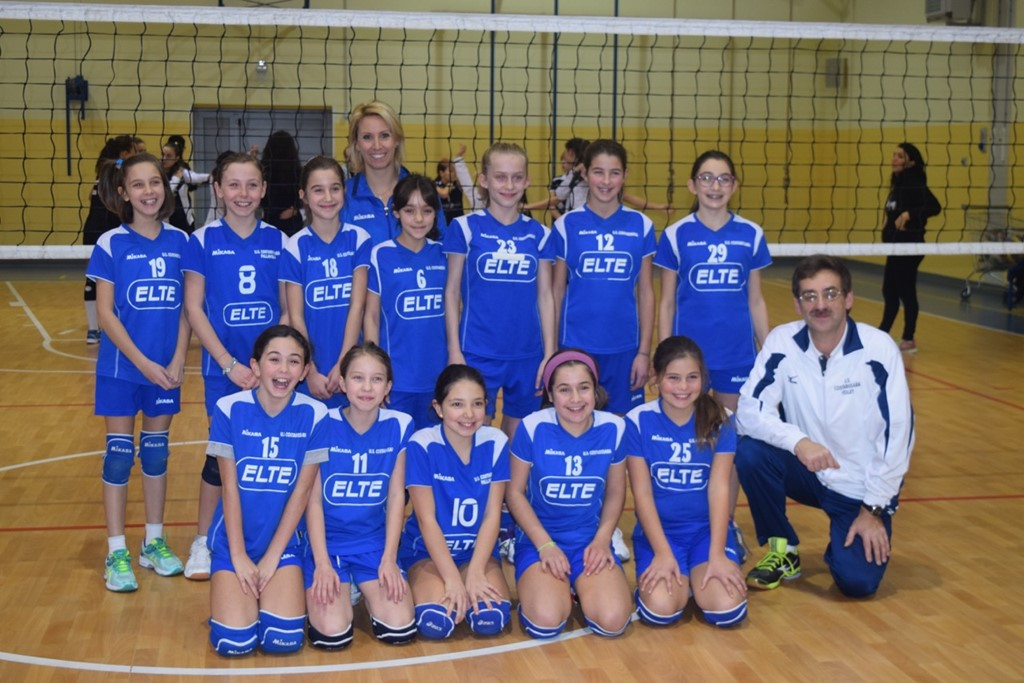 UNDER 12 Costabissara 2015 / 2016