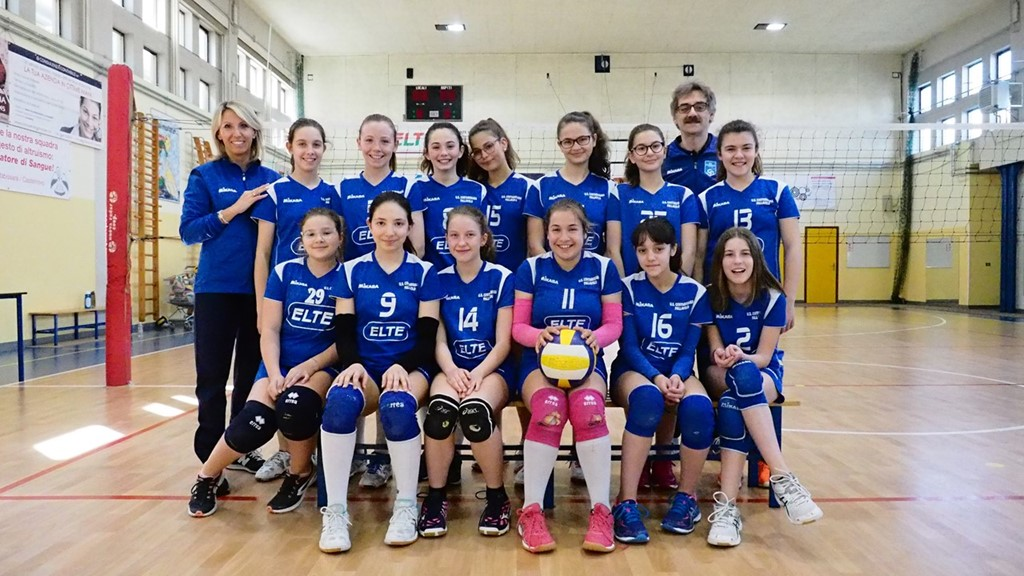 Under 13 ELTE Costabissara 2017 / 2018