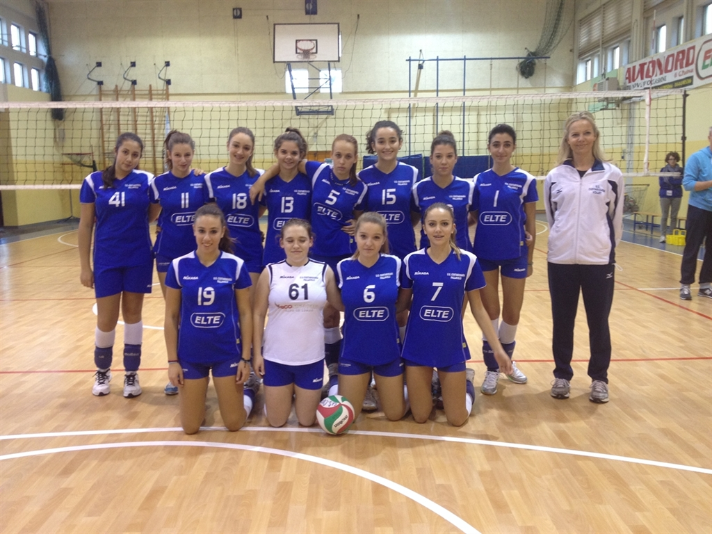 Under 16 ELTE Costabissara 2013 / 2014