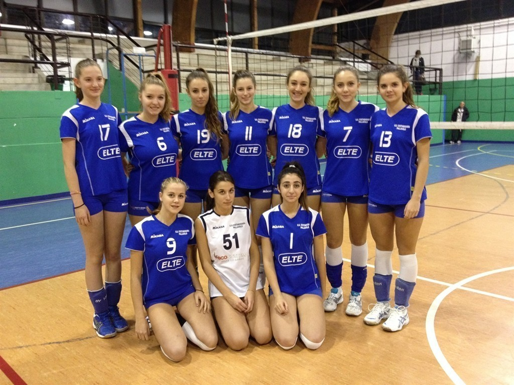 Under 16 ELTE U.S. Costabissara 2014 / 2015