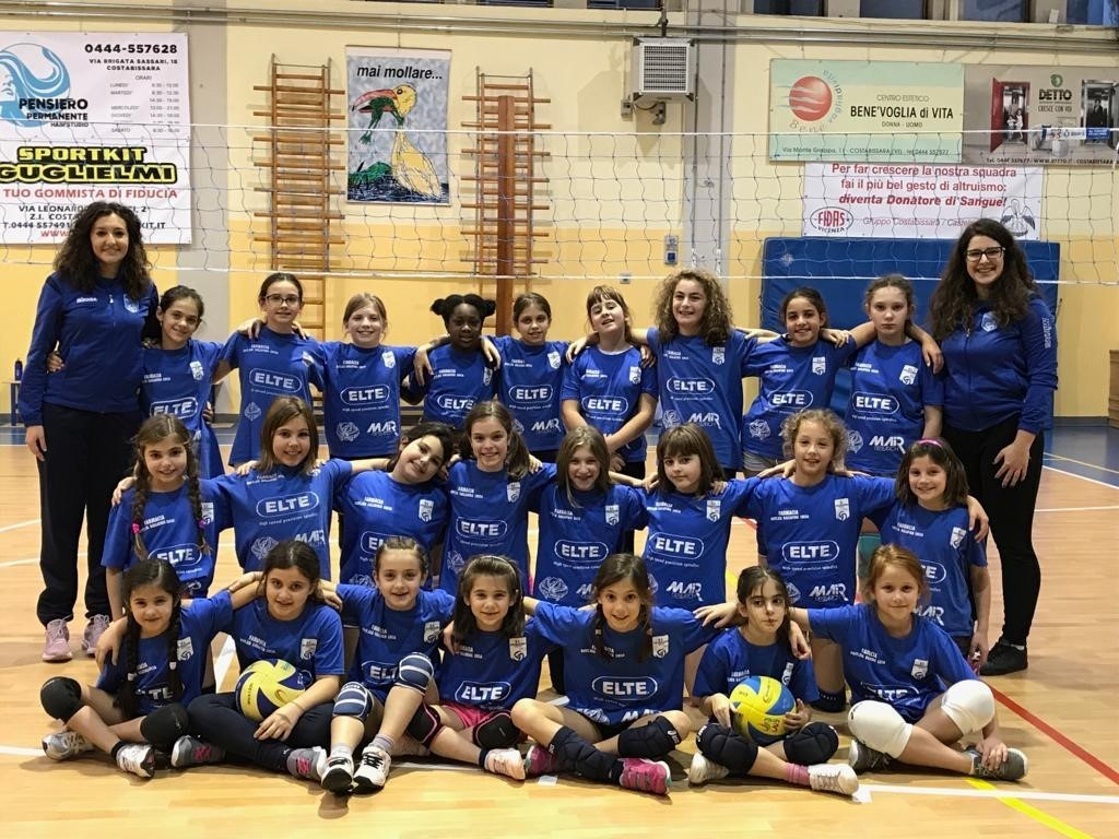 VOLLEY S3 COSTABISSARA 2019 / 2020