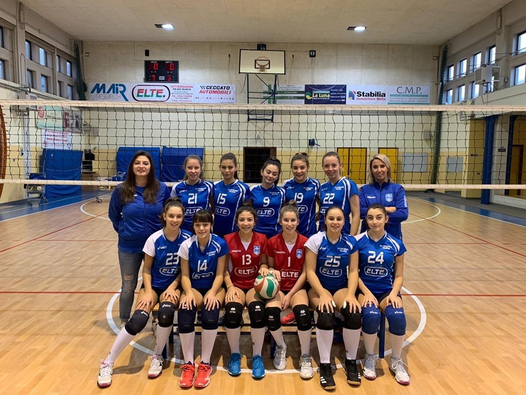 Under 16 ELTE COSTABISSARA 2019 / 2020