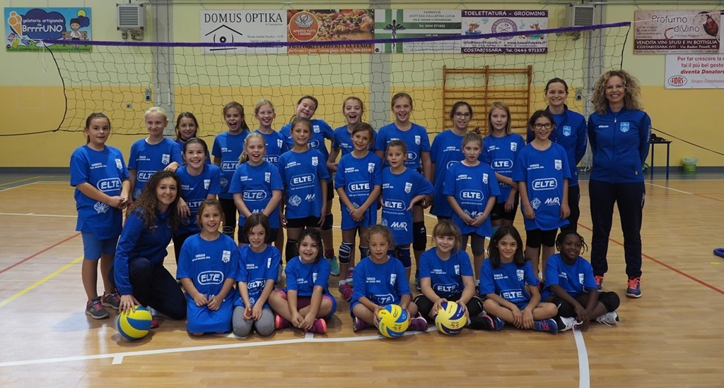 VOLLEY S3 GREEN 2018 / 2019