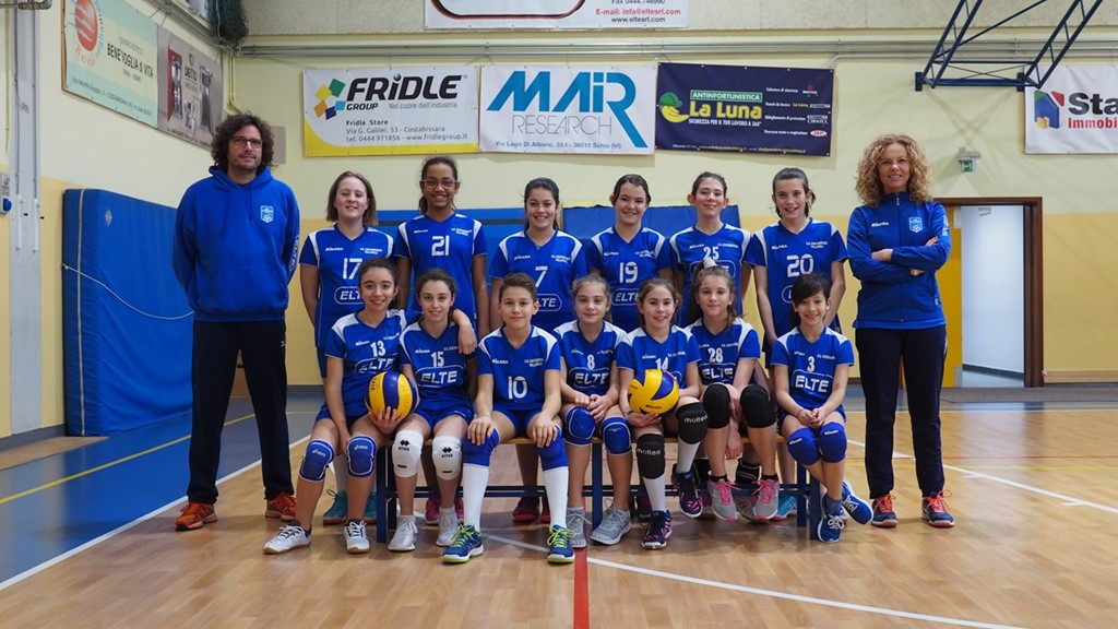 Under 12 ELTE Costabissara 2017 / 2018