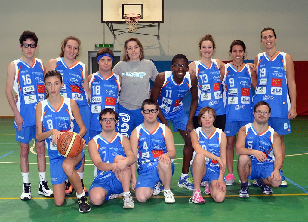 BASKET UNIFICATO 2015 / 2016