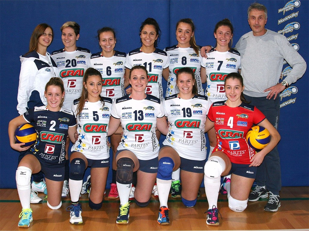 MONTEVOLLEY 1DF 2017 / 2018