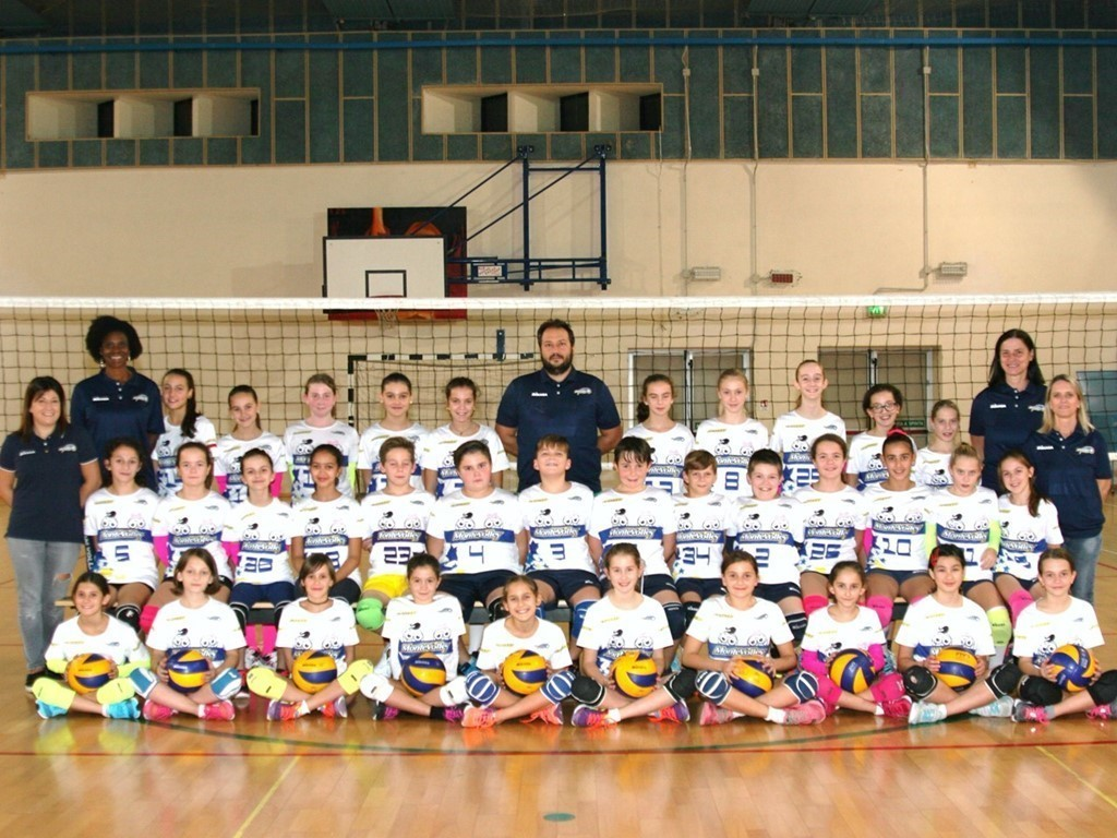 MONTEVOLLEY U12M - Boys 2017 / 2018