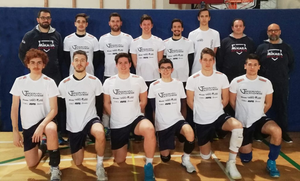 MONTEVOLLEY DM 2018 / 2019