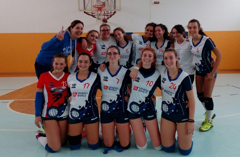 MONTEVOLLEY 3DF 2018 / 2019