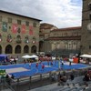 Volley in Piazza Duomo a PT