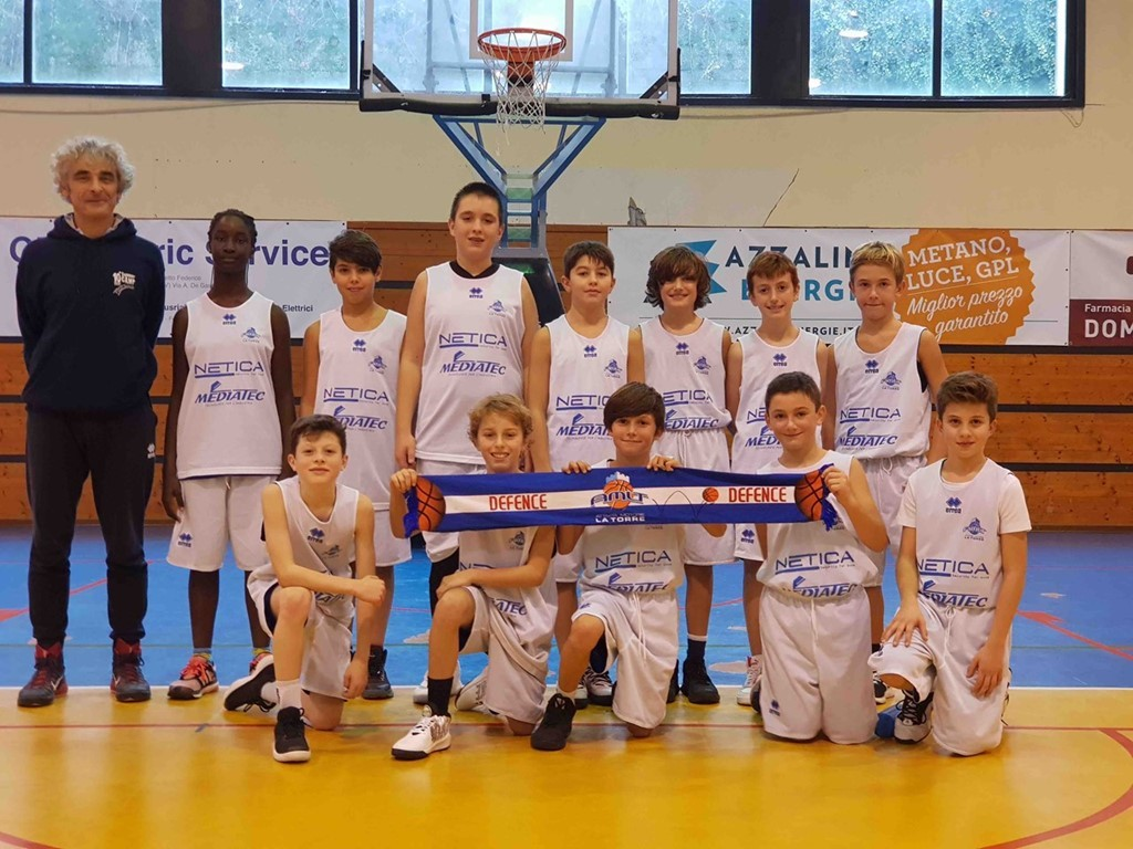 AMLATORRE Under 13 2019 / 2020