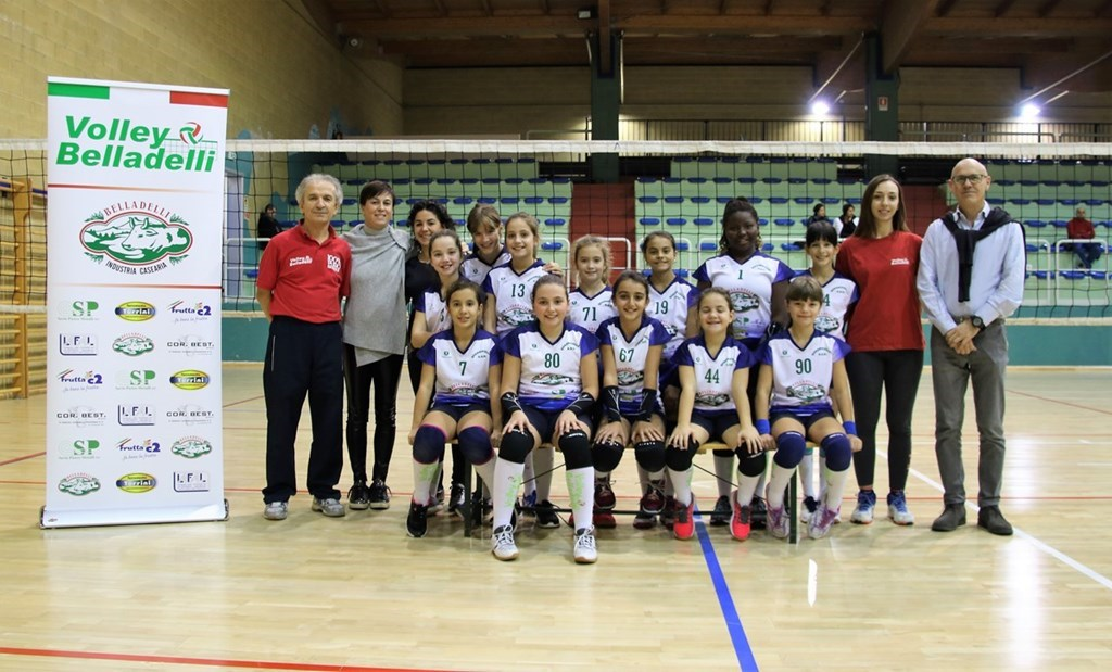 Under 12 TURRINI BELLADELLI 2018 / 2019