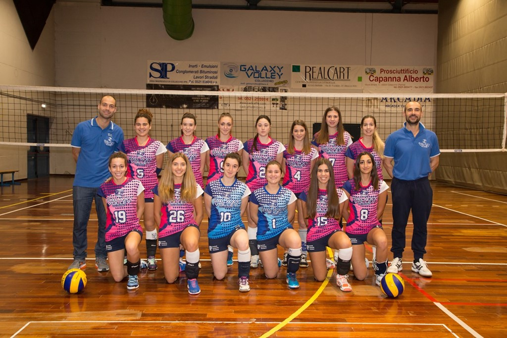 Terza Divisione - Galaxy Volley S.i.p. 2016 / 2017