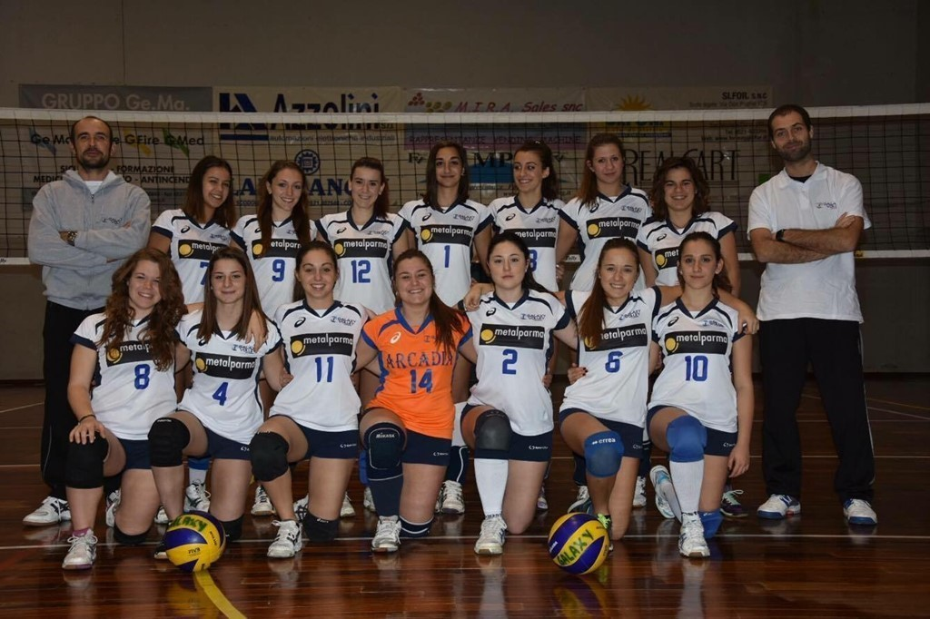 Terza Divisione - Galaxy Volley Metalparma 2015 / 2016