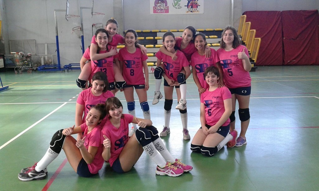 Cadette Csi - Galaxy Volley Sip 2015 / 2016