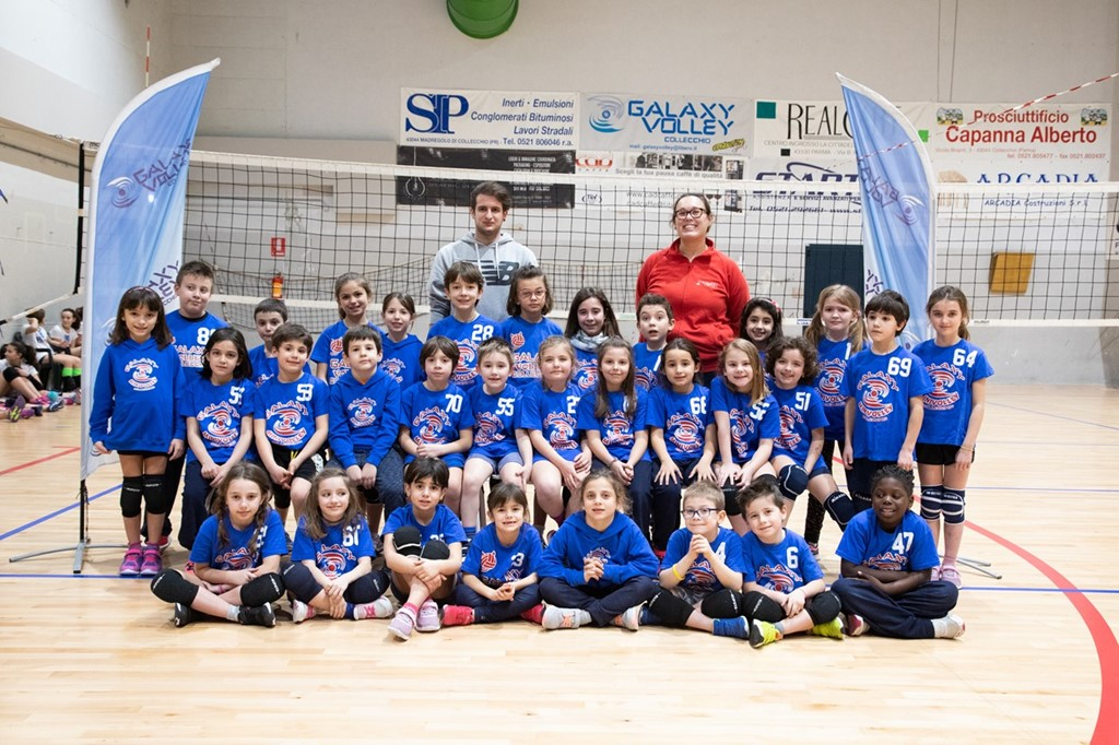 Minivolley - Galaxy 2018 / 2019