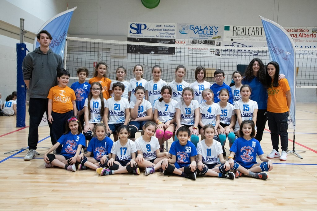 Supervolley - Galaxy Azzolini 2018 / 2019