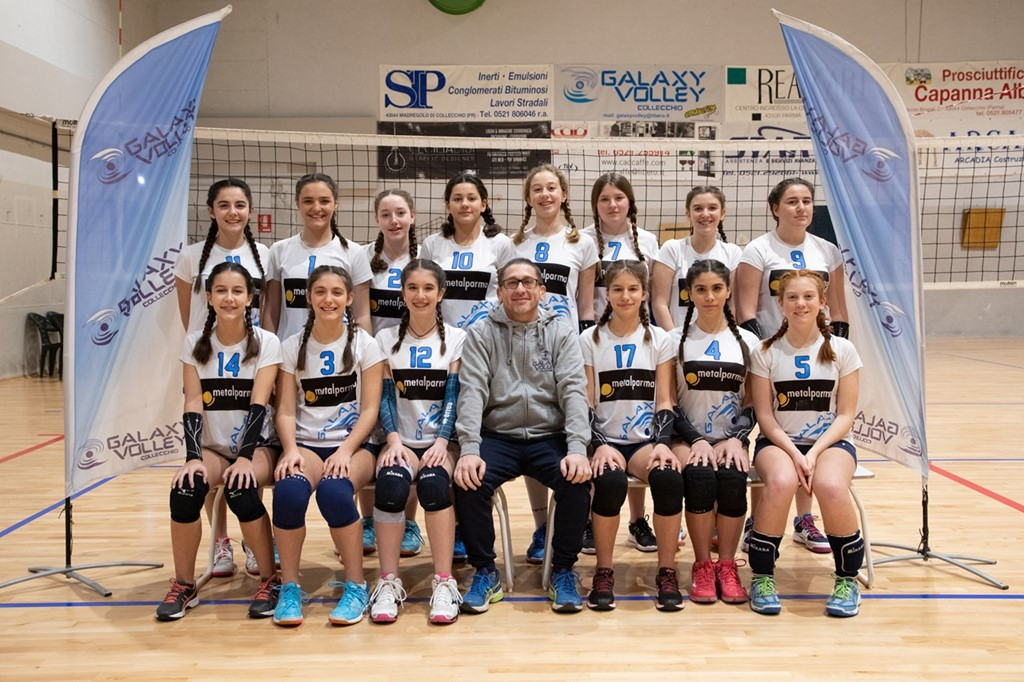 Under 14 - Galaxy Metalparma 2018 / 2019